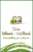 Manželky po rokoch ~ VASILKOVÁ-Keleová, Táňa