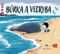 Búrka a veľryba ~ DAVIES, Benji