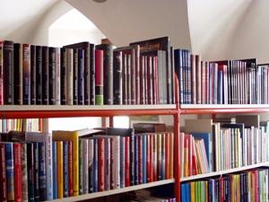 Mestská knižnica Bojnice-predajňa